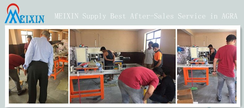MEIXIN Supply Best After-Sales Service in AGRA