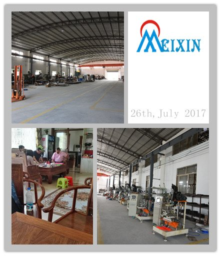 Mexican Customers Come to Visit MEIXIN
