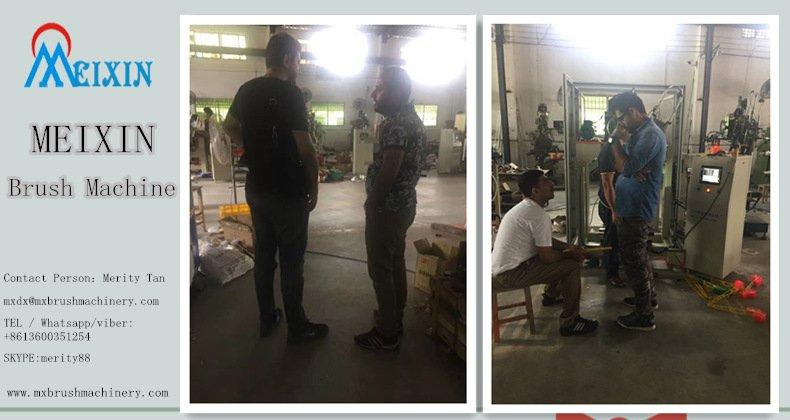 MEIXIN brush machine factory